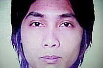 HLEDANÝ PRO POKUS O VRAŽDU. Vietnamský občan Vu Van Hieu kriminalistům zatím uniká.