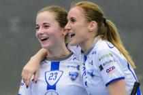 Florbalistky Chodova jsou semifinále play off.