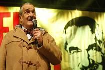 Vyvrcholení kampaně Karla Schwarzenberga, 9. ledna 2013