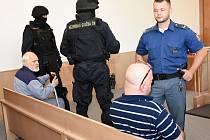Odvolací soud v kauze pokusu o loupež na Zličíně.