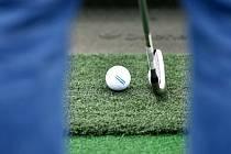 Golf. Ilustrační foto.