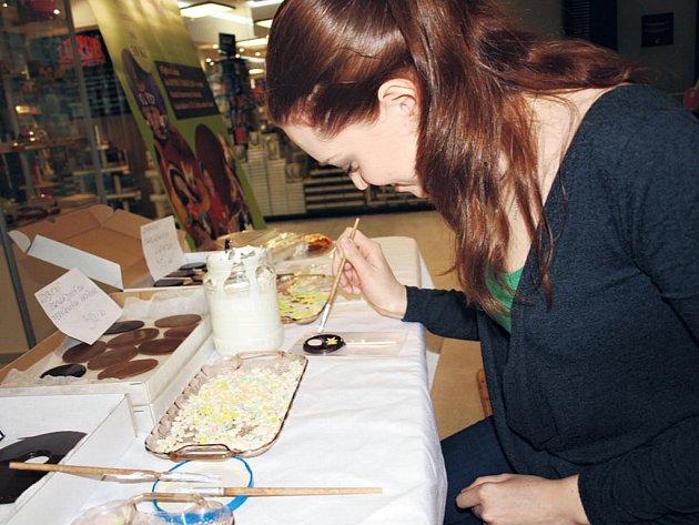 Čokoládové muzeum mohli lidé poznat i na Festivalu čokolády, který se uskutečnil na začátku dubna v Quadriu Praha na Národní třídě.