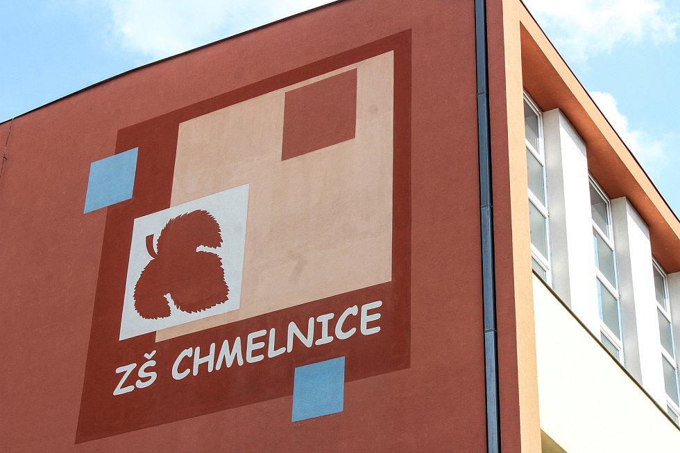 ZŠ Chmelnice Praha 3.