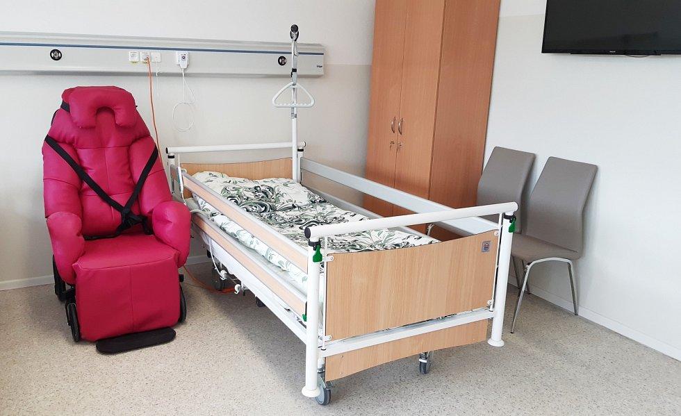 Městská nemocnice následné péče.