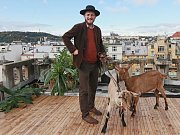 Otevření střechy Lucerny pro farmářské trhy.