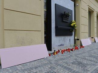 Kaňkův palác na Národní třídě.