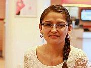 Lucie Sapoušková se narodila s vážnou srdeční vadou. Dnes díky lékařům vede téměř normální život.