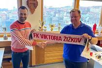 Novým trenérem FK Viktoria Žižkov se stal David Oulehla