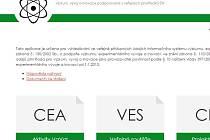 Informační systém výzkumu, experimentálního vývoje a inovací