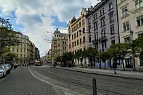 Strossmayerovo náměstí. Ilustrační foto.