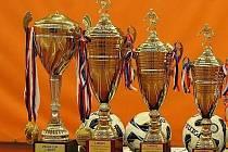 mezinárodního futsalového turnaje PragaCup.