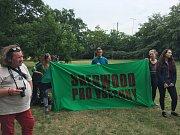 V Sherwoodu se debatovalo o bezdomovectví