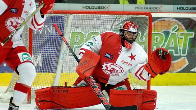 Hokejisté pražské Slavie