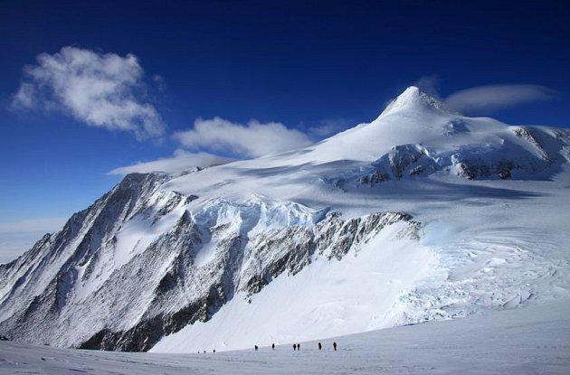 Horolezec Pavel Bém zdolal nejvyšší vrcholy všech světadílů