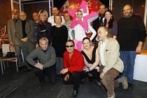 Nová česká digitální televize Televize Barrandov odhalila 27. listopadu 2008 své programové schéma a přadstavila své hvězdy.