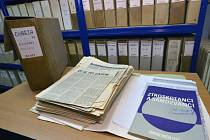 Dokumenty o Chartě 77.