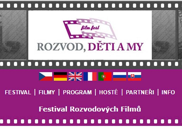"Festival ""Rozvod, děti a my""."