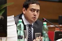 Náměstek pražské primátorky Petr Dolínek (ČSSD).