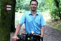 Otevření nové turistické trasy na území městské části Praha 4