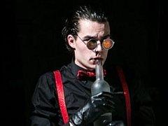 Z představení Faust.