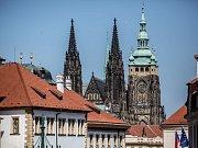 Praha Pražský hrad.