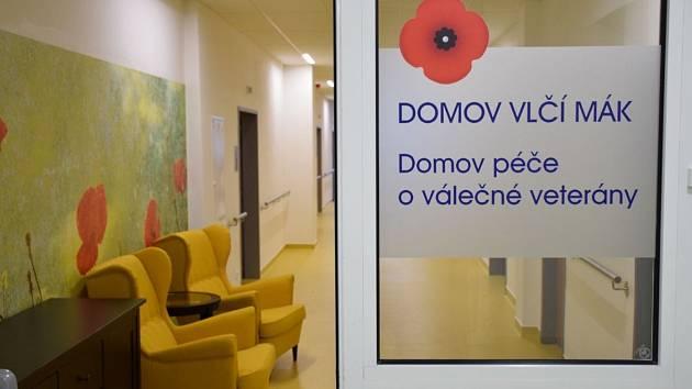 Domov péče o válečné veterány Vlčí mák.