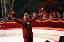 Na pražském Hagiboru začal cirkusový festival.