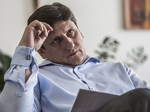 Martin Elkán, generální ředitel České pošty.