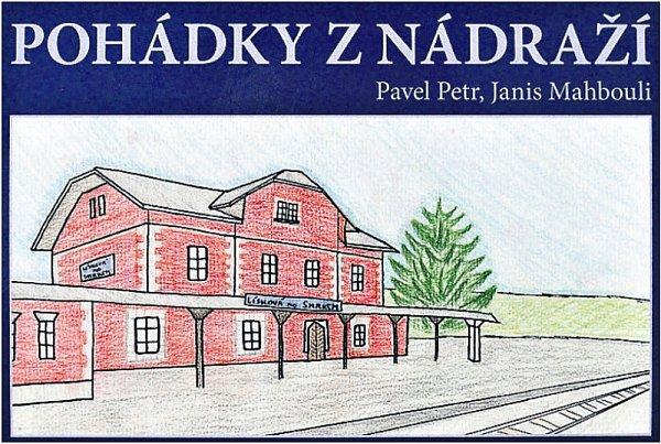 Obal knihy Pohádky znádraží od spisovatele Pavla Petra.