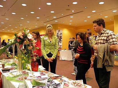 Svatební veletrh v Dejvicích
