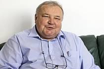 Ředitel Podolské porodnice Jaroslav Feyereisl.