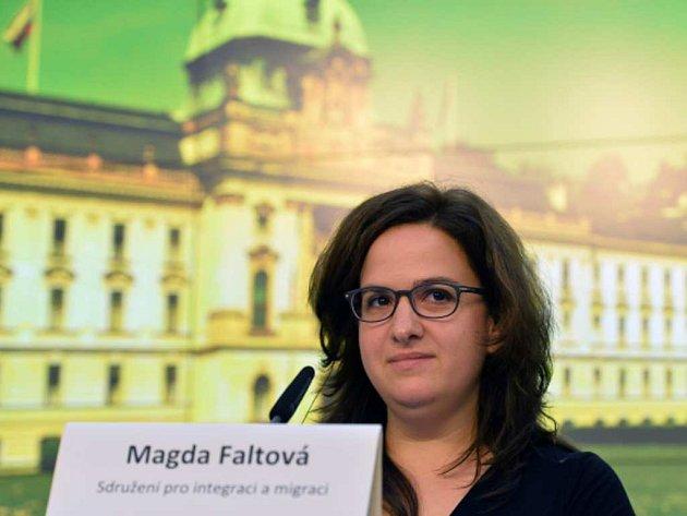 Magda Faltová.