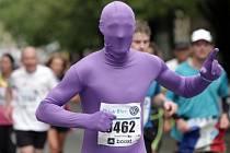 Pražský maraton 2015.