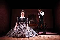 Z divadelní hry Lady Macbeth z Újezdu.