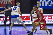 Zápasy s Nymburkem jsou malým svátkem pro basketbalisty USK Praha.