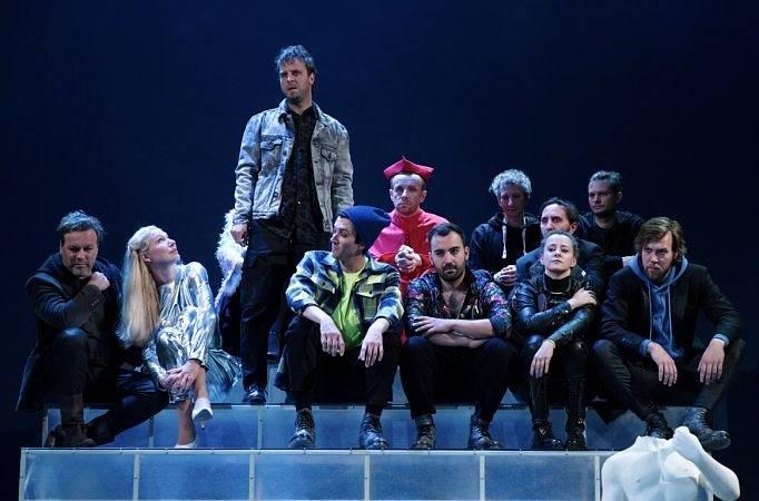 Švandovo divadlo na Smíchově v neděli uvádí hru Cyrano z Bergeracu.