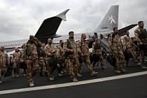 Druhý kontingent provinčního rekonstrukčního týmu v silách ISAF se vrátil 6. března ze své mise v afghánském Logaru do Prahy.
