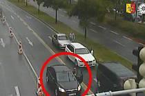 Policie hledá svědky dopravní nehody, ke které došlo 28. září 2020 v Karlíně.