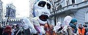 Na Žižkově se koná tradiční masopust
