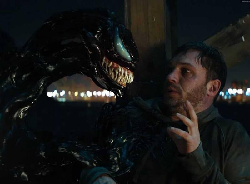 Strahovské autokino v pátek večer promítá Venom 2.