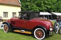 Chrysler 50 Roadster USA 1927