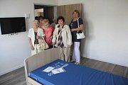 Ve Stodůlkách slavnostně otevřeli Domov pro seniory Zity Kabátové.