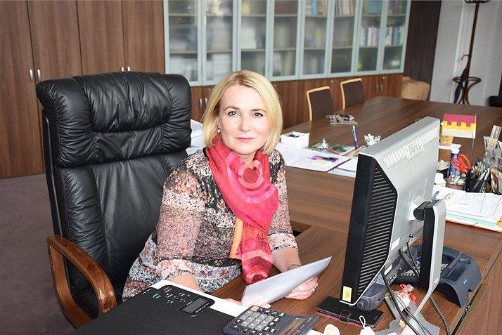 Starostka Jana Černochová (ODS) se drží na vrcholu popularity.