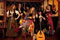 Hudební skupina Blackmore's Night.