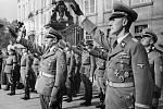 Pražský hrad byl až do roku 1942 domovem zastupujícího říšského protektora Reinharda Heydricha.