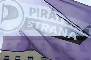Pirátská strana. Ilustrační foto.