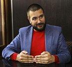 Michal Moroz.