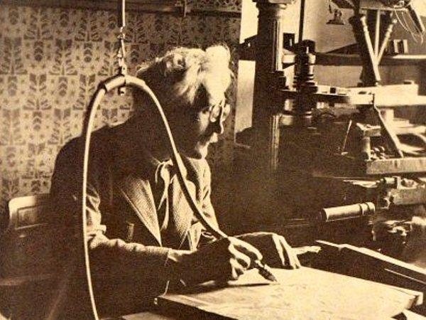 Josef Váchal, jeden znejvýraznějších českých umělců 20.století, prožil vPraze přes čtyřicet let svého života.
