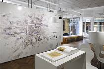 V Galerii Lucerna začala výstava Ideální Velká/Malá Praha, 1919/2019.