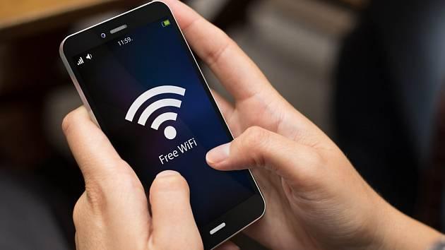 Wi-fi. Ilustrační foto.